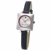 Reloj Tommy Hilifiger De Piel Modelo 1700383 Original