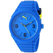 Reloj Puma Pu103592003 Azul Original **envio Gratis**
