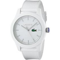 Reloj Lacoste Wlct1213 Blanco Masculino