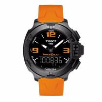 Reloj Tissot T-race Touch Aluminio Naranja 9705702