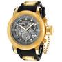 Reloj Invicta Russian 15564 Swiss Made Chapado En Oro De 18k