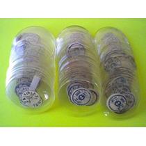 100 Cristales Concavos Para Reloj De Bolsillo Dif. Medidas