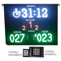 Tablero Marcador Deportivo Electronico