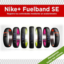 Nike + Fuel Band Se Envío Gratis Compatible Apple Y Android