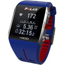 Polar V800 Con Banda De Ritmo Cardiaco Y Envío Gratis