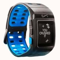 Reloj Nike + Sportwatch Azul Tomtom Gps Gym Maraton Bfn