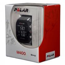 Reloj Polar M400 Gps Negro Y Blanco Sin Banda