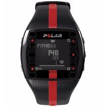 Polar Ft7 Negro Rojo