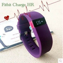 Fitbit Charge Hr Pulsera Deportiva Mide Ritmo Cardiaco Small