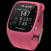 Reloj Polar M400 Rosa Pink Gps Con Banda H7 Nuevo Modelo