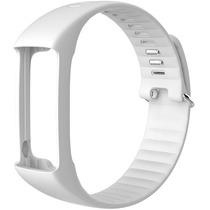 Extensible Correa Para Reloj Polar A360 Blanco Chico