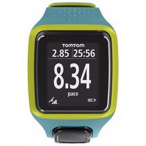 Tomtom - Runner Gps Reloj Turquesa Azul Edicion Limitada.
