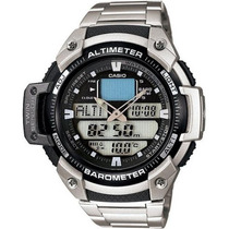 Casio Outgear Sgw 400 - Altímetro - Barómetro - Cfmx -