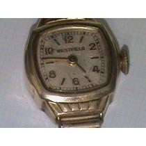 Fino Reloj Suizo Westfield 10k Gold Fill Extensible Steiner