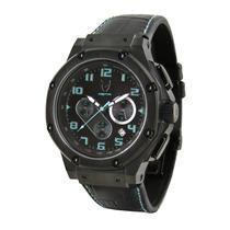 Reloj Mstr Ambassador, Edi. Especial, Negro/azul Am122cb Hm4