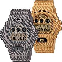Casio G Shock Dw6900 - Resistencia A Impactos - 200m - Cfmx