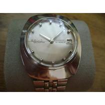 Reloj Seiko Automatic Vintage 70´s. Dial Color Gris Acero.