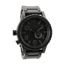 Reloj Nixon 51-30 Acero Inoxidable Negro A057-1042
