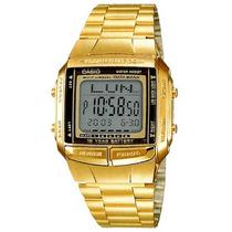 Reloj Casio Db 360 Dorado 100% Original Envio Gratis