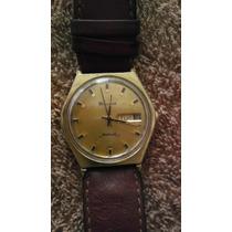 Reloj De Coleccion Bulova En Oro De 10kilates Automatico