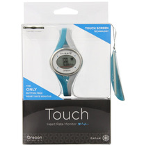 P2 Reloj Oregon Scientific Gaiam Hrm Touch 2.0 Watch, Blue