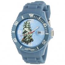 Reloj Ed Hardy Mh-ss Matterhorn De Caballero