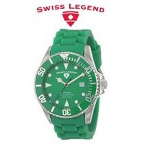 Reloj Swiss Legend Para Caballero