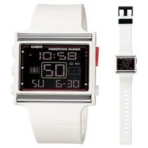 Reloj Casio Dama Poptone Ldf10 Alarma Vibratoria Luz