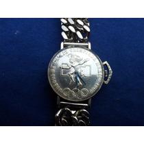 Raro Reloj De Pulsera Conmemorativo De Los Jo 68