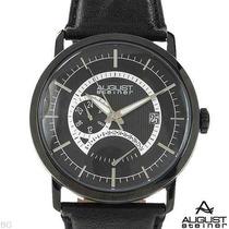 Reloj August Steiner / Hombre / Dos Horarios / Envio $0 Sp0