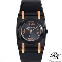 Reloj Paris Hilton Dama Acero Inox 1 Piel Envio Gratis Sp0