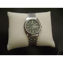 Reloj Orient Quartz. Vintage Años 70´s. Dial Tipo Buzo.