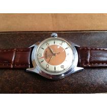 Reloj Delbana Vintage Swiss Manual Wind 17 Jewels Increible
