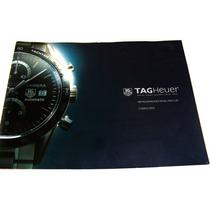 Catálogo Tag Heuer Lista De Precios 2007