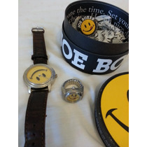 Relojes Joe Box Marca Timex, Unicos
