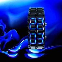 Reloj Relojes Iron Samurai Led Watch ** Padrisimos ** Omm