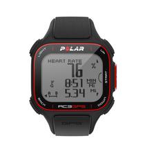 Polar Rc3 Gps Con Monitor De Ritmo Cardiaco Sensor H3 Negro