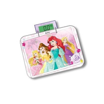 Bascula Digital Pantalla Retráctil Iluminada Princesa Disney