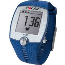 Reloj Polar Ft2 Azul Para Fitness Gym Spinning Cardio Correr