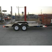 Remolque Multiusos Car Hauler Camionetas Camiones Mex