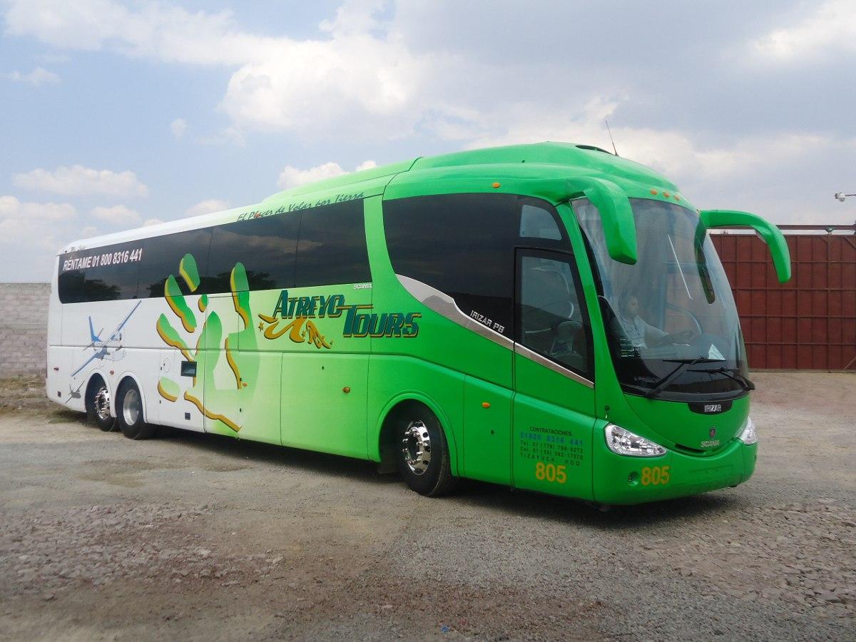 Renta De Autobuses Midibuses Y Camionetas De Lujo