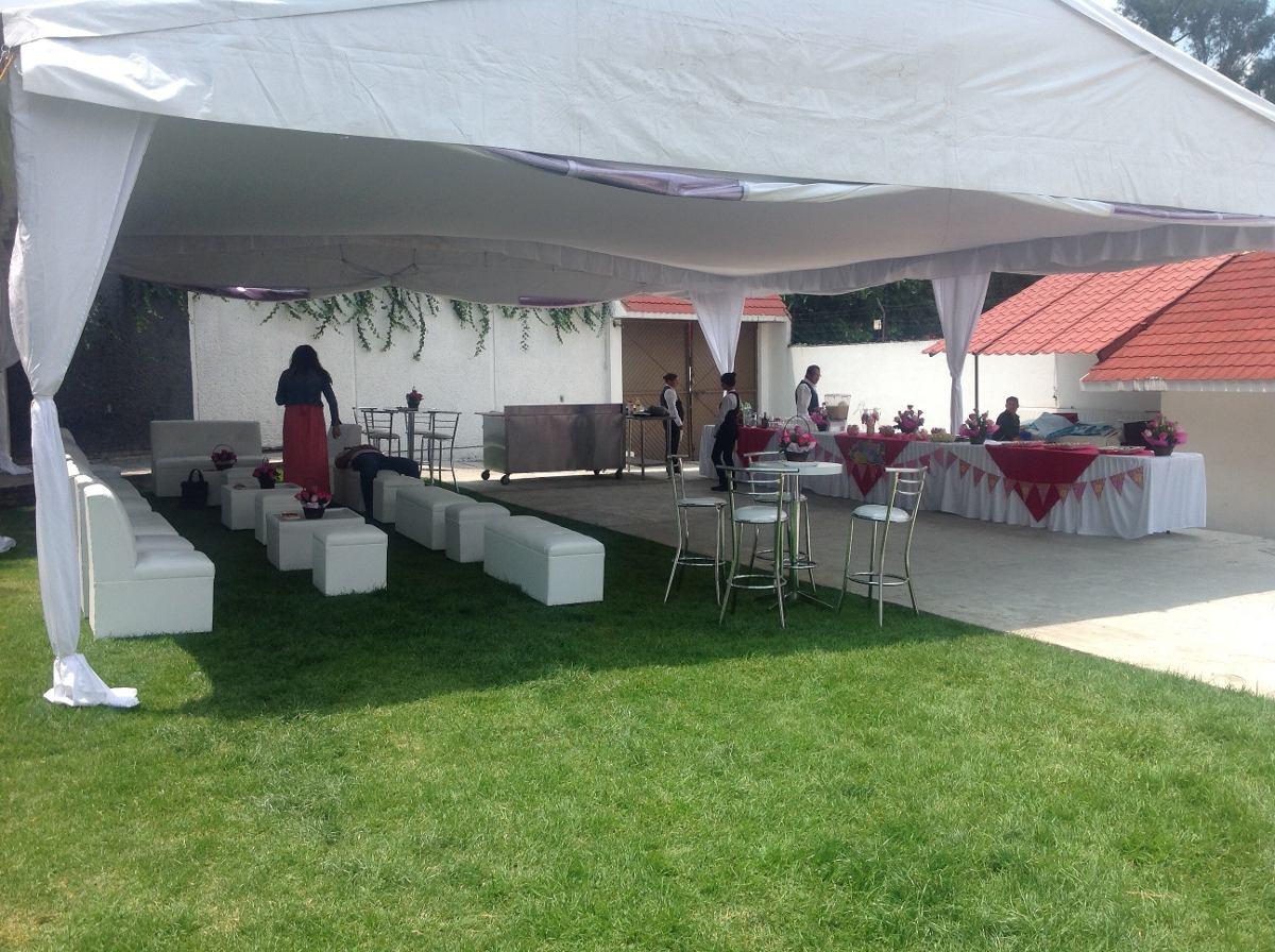 Renta De Jard N Para Fiestas Familiares Y Eventos Infantiles Naucalpan En Mercado Libre