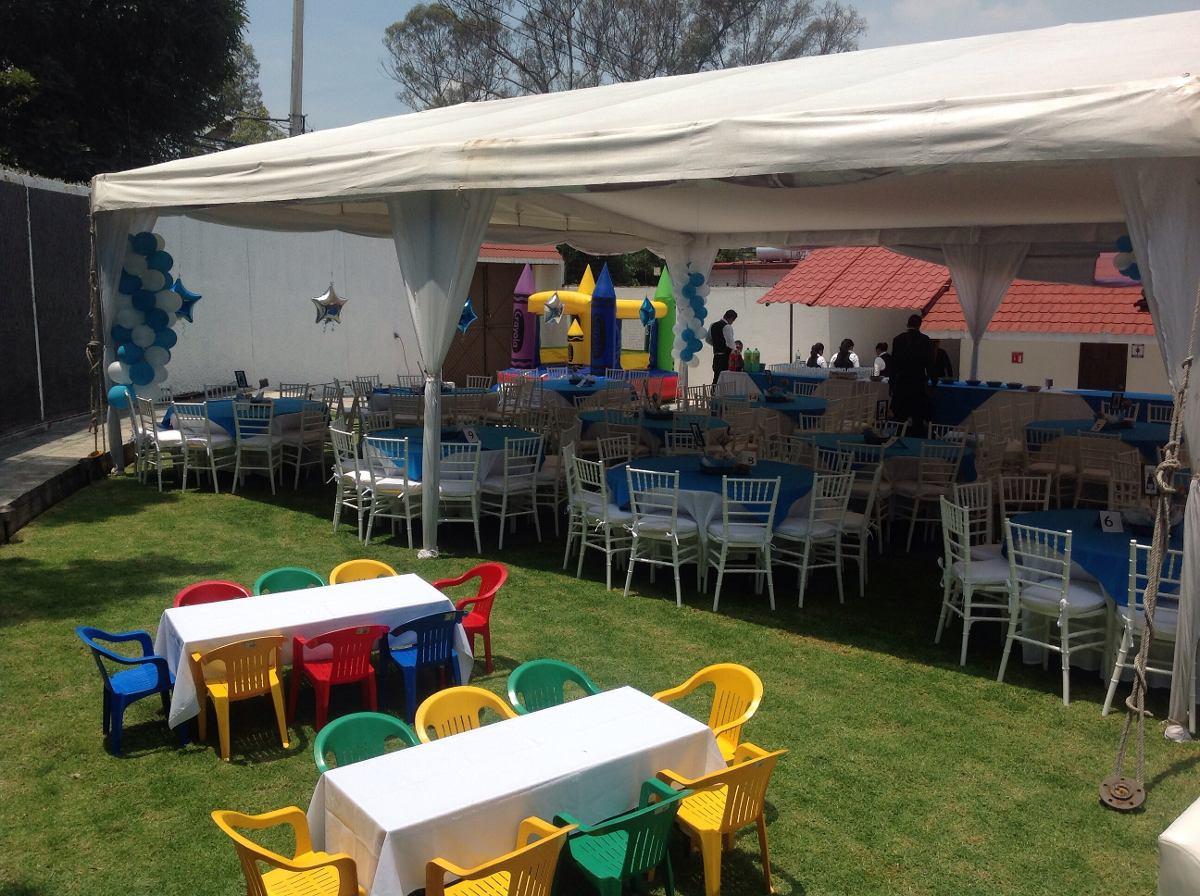Fiestas infantiles salones jardines para fiestas for Fiesta de jardin