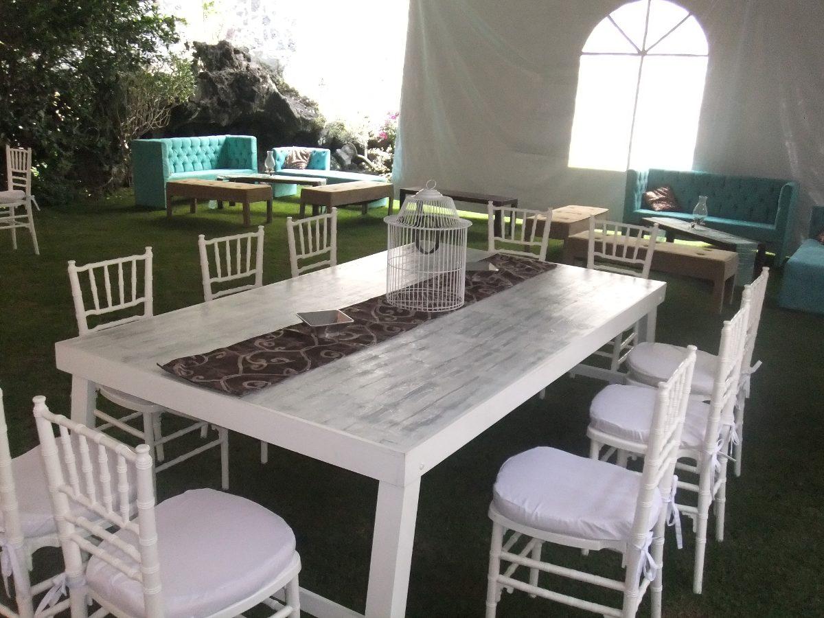 Mesas y sillas vintage dise os arquitect nicos for Mesas vintage