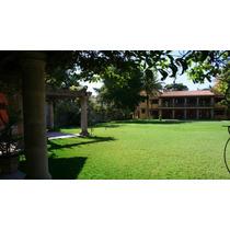 Casa Vacaciones Eventos, Cuernavaca (30-50 Pers. 9 Habita.)