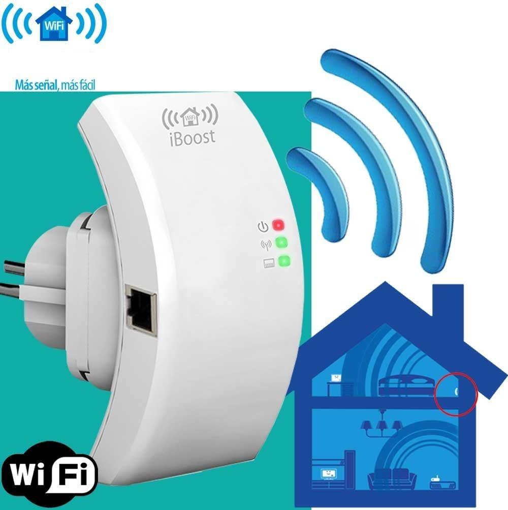Repetidor o amplificador wifi expande tu se al de internet - Repetidor senal wifi ...