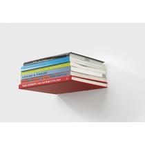 Repisa Invisible Para Libros De Metal