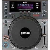 Gemini Cdj-600 Reproductor Cd Para Dj (par)