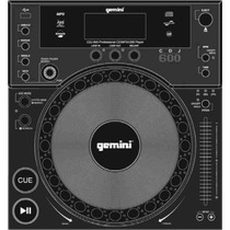 Gemini Cdj-600 Dj + Behringer Pro Mixer Vmx200