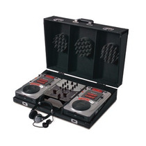 Numark Axis 4 Con Maletin Mezcladora Y Audifonos 3000